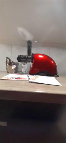 Wyciskarka do soków OMEGA Sana EUJ-707 czerwona