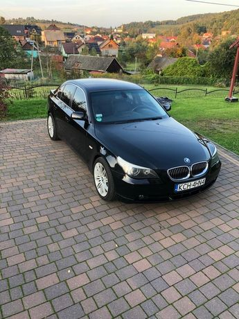 BMW E60 530ix 254KM