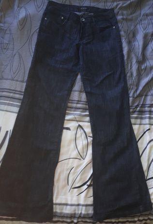 Spodnie dzwony czarne rozmiar L