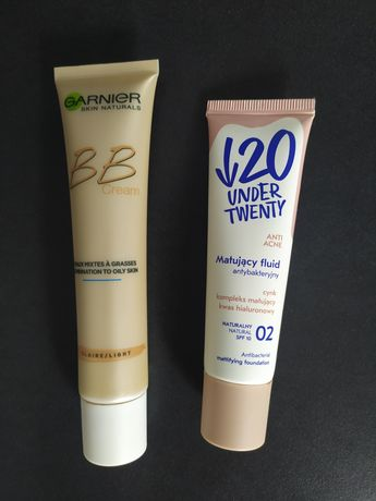 Garnier BB Light i fluid Under 20 Natural