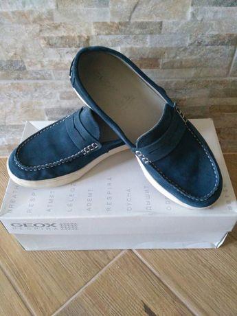 Макасіни, туфлі Geox Zara 41р стан супер