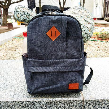 Городской рюкзак для подростка, стильный портфель, VENLICE LeadHake