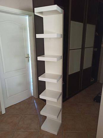 Biała półka Lack Ikea