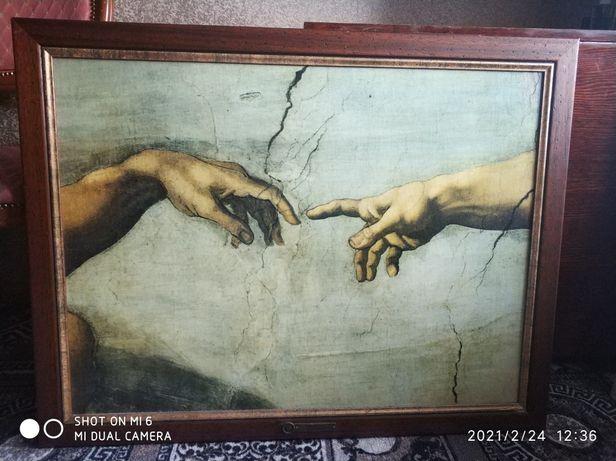 Картина, Микеланджело