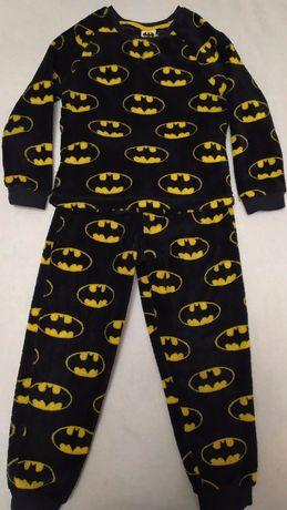 George Batman махровый костюм для дома слип пижама 5-6 лет.
