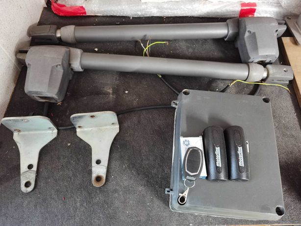 Braços motorizados para portão - MOTORLINE LINCE400