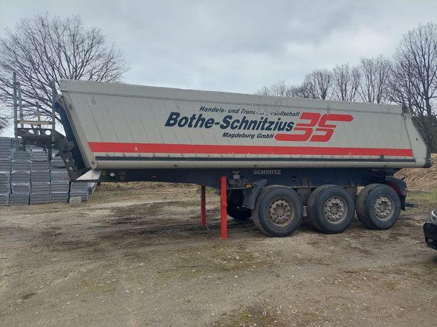 Naczepa WYWROTKA, SCHMITZ, 4750 kg.
