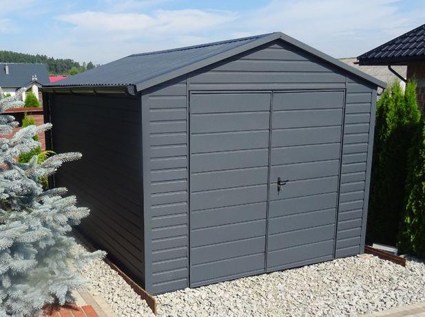 Garaż/ domek ogrodowy 3x5 antracyt wiata olx grafit PREMIUM 3x6 3x7 6x