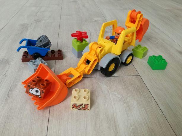 Lego Duplo Koparko-Ładowarka 10811