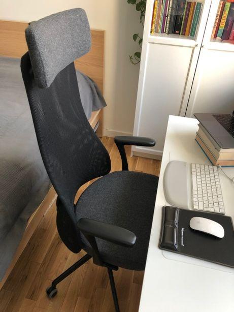 Krzesło Fotel Biurowy, JÄRVFJÄLLET IKEA, Nowe OKAZJA!
