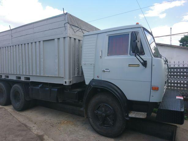 КамАЗ 53212 с прицепом ГКБ