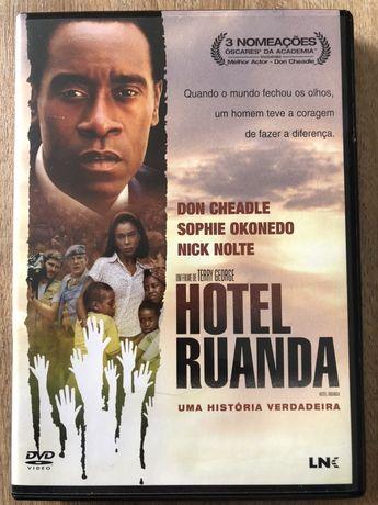 Hotel Ruanda DVD
