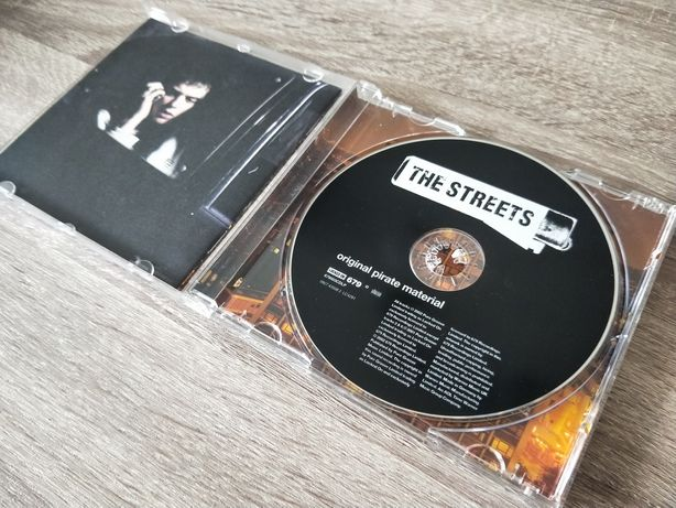 The Streets - Oryginal Pirate  Material - CD