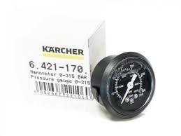 "Manometr Karcher ""Oryginał"" HDS 895/995/795/1195/1295 i inne"