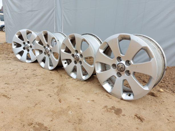 Felgi aluminiowe opel 17 cali 5x120
