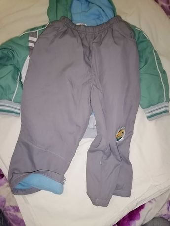 Спорт. костюм на флисе
