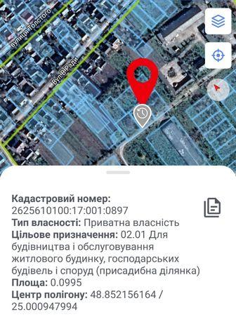 Продаж земельної ділянки під будівництво
