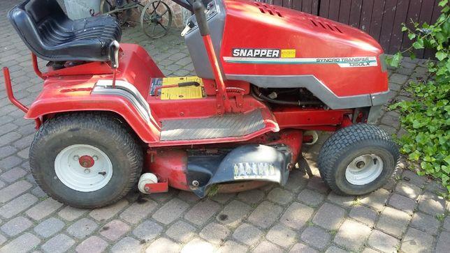 traktorek kosiarka z koszem