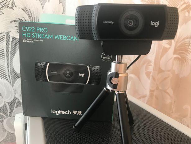 Logitech c922! HD Stream WebCam!
