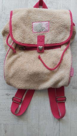 Plecaczek pluszowy