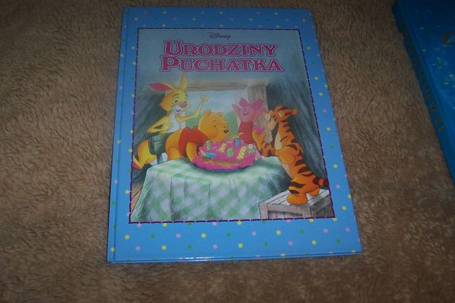 Disney Urodziny Puchatka