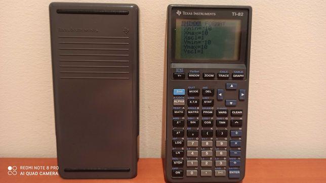 Calculadora gráfica Texas Instruments TI-82