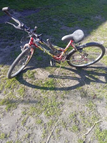 Mały rower górski na koła 24