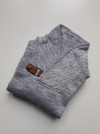 Szara bluza chłopięca Reserved r. 104