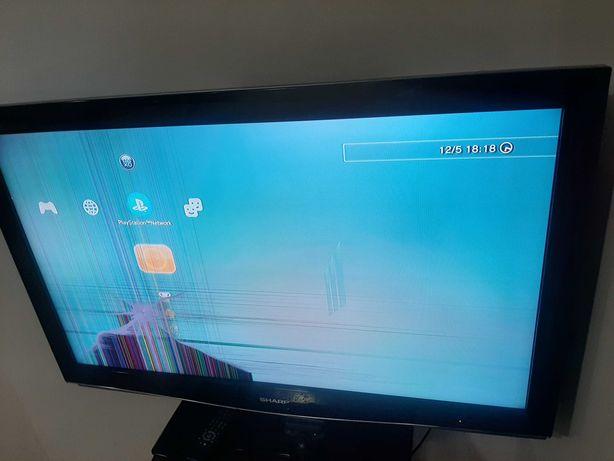 Smart TV 50 cali uszkodzony Sharp AQUOS