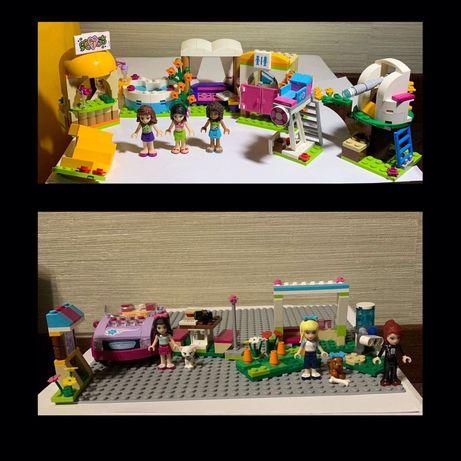 Lego Friens 41013, 41011, 41116 и 41313