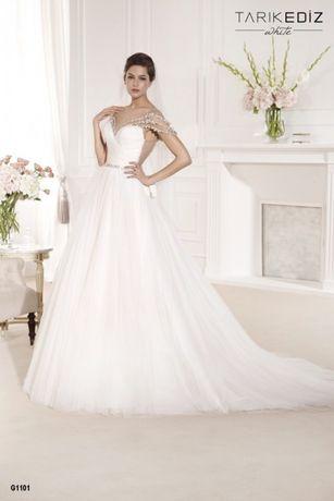 Весільна сукня плаття дизайнера Tarik Ediz