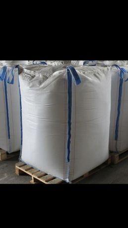 Worki big bag bagi 91x92x112 BIGBAG na Zbożę Granulat itp Wysyłka 24H