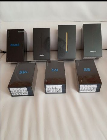 Samsung Galaxy note 9 8 10 s10e s9 s8+ s8 plus s9+ Cамсунг Оcean Blue