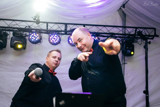 DJ & Wodzirej na Twoje Wesele, urodziny, rocznicę.