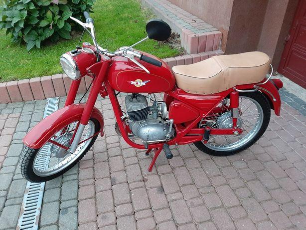 Wsk 125 Z 2 wfm 1960 r