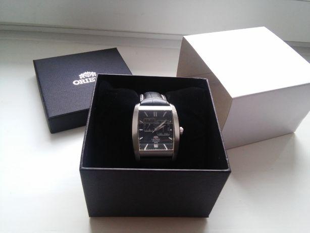 Мужские часы Orient механические с автоподзаводом Seiko Casio Romanson