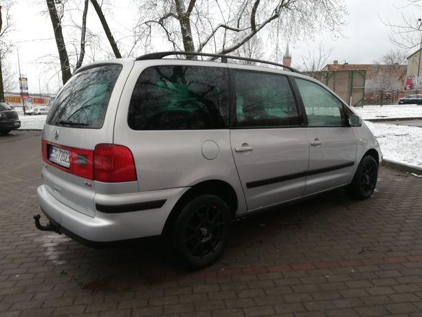 Volkswagen Sharan 1.9 TDI 7 osobowy