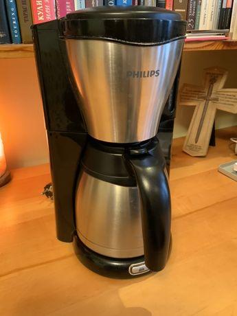 Капельная кофеварка Philips HD7546