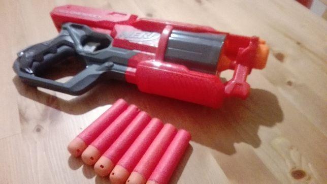 Pistolet Nerf Mega Cyclone Shock A9353