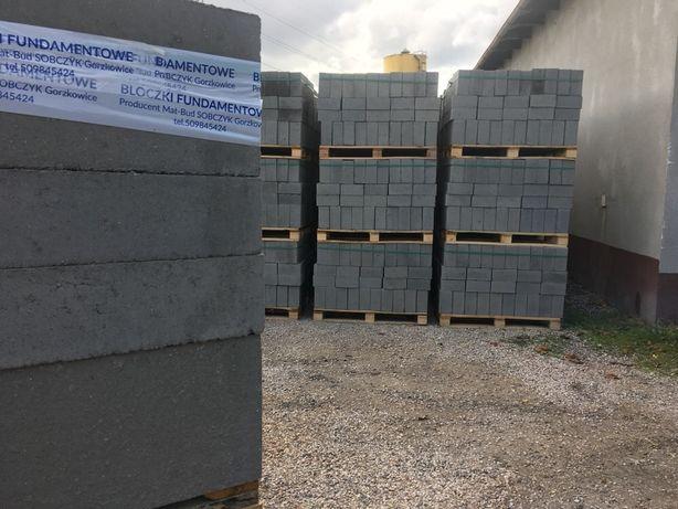 Bloczek betonowy(fundamentowy)H+H Beton Komórkowy beton Bełchatów
