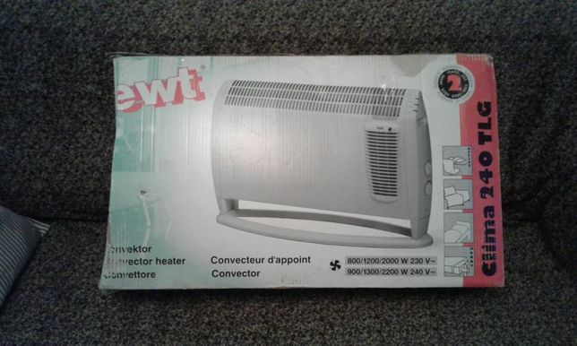 Продам конвектор EWT Clima 240 TLG. ТОЛЬКО САМОВЫВОЗ
