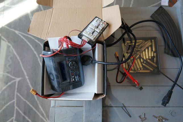 Ładowarka HITEC X1 prawie nowa-okazja ! AC/DC