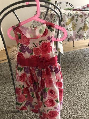 Sukienka dziewczeca r110