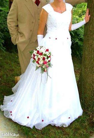 Suknia ślubna !!!