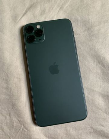 iPhone 11 Pro Max 256 Midnight Green