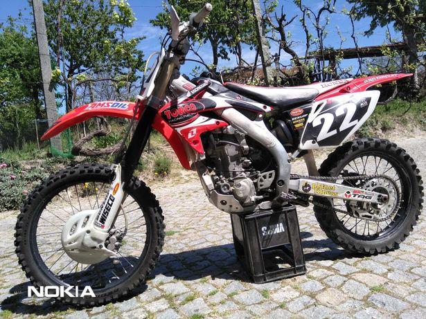 HONDA CRF 450 08