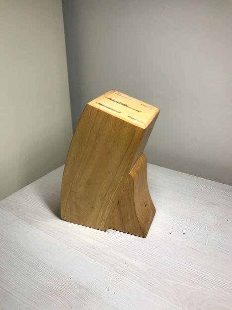 ПОдставка для Ножей , Натуральное дерево ,5 Приборов