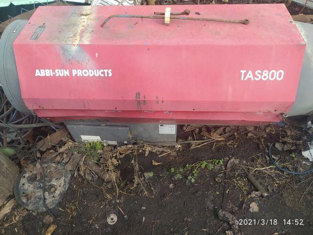 Теплова дизельна пушка TAS-800