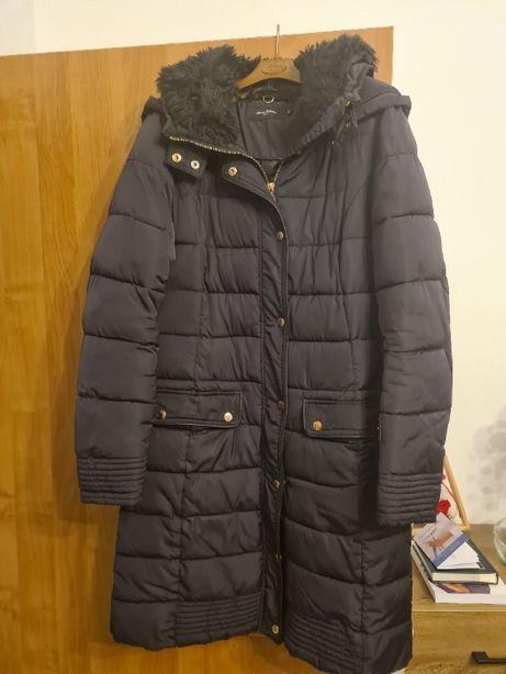 Długa kurtka damska