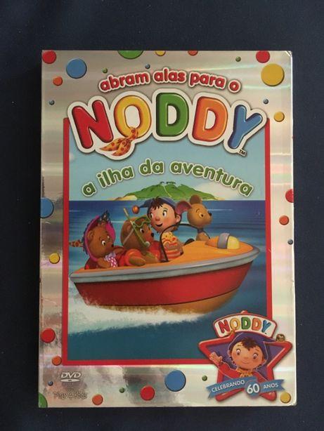 Noddy - A Ilha da aventura - DVD